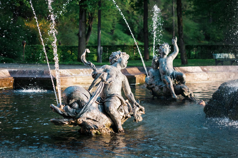 Munich pond