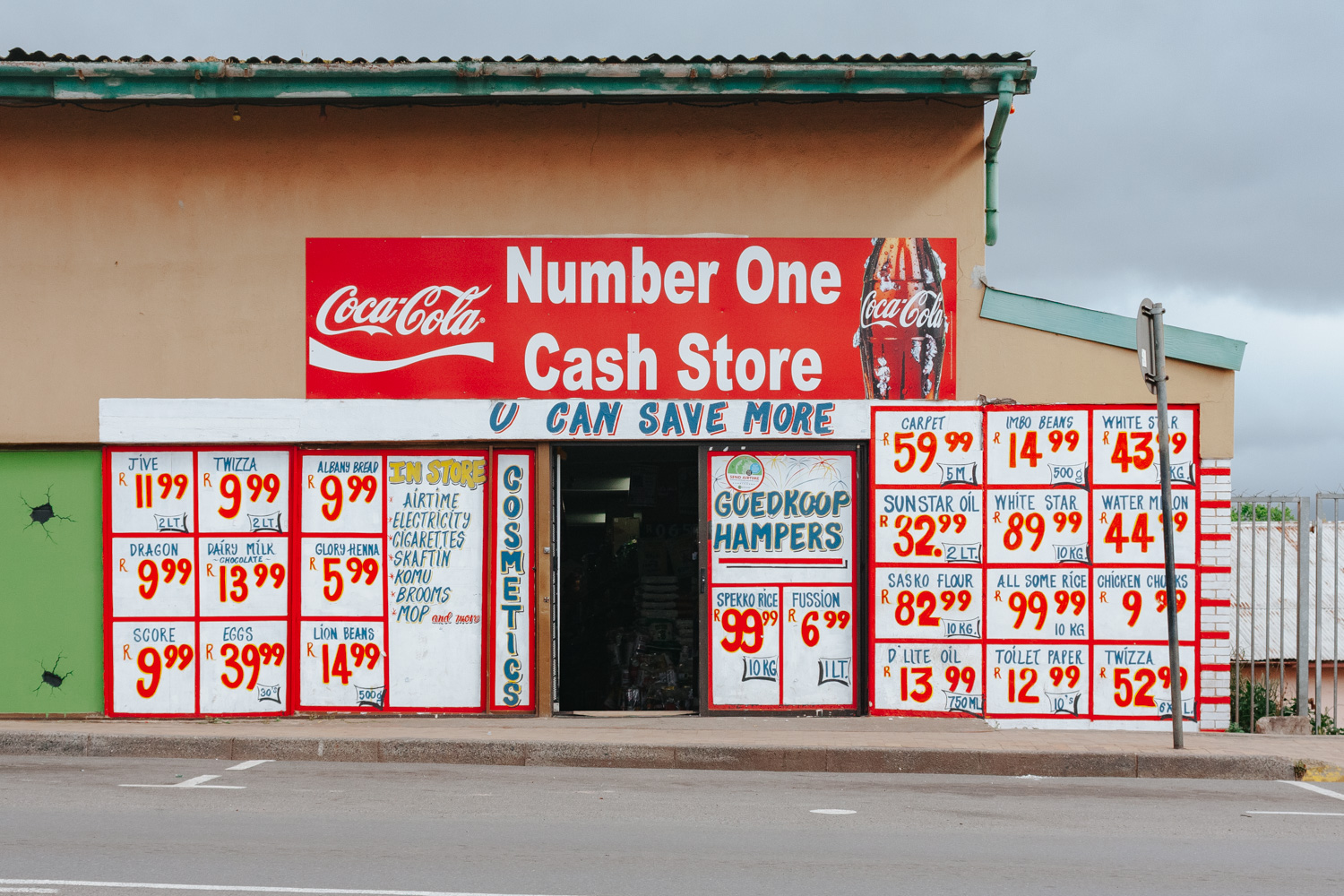 Number one cash store